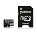 Transcend 4 GB microSDHC class 2