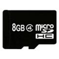 Exceleram 8 GB microSDHC class 4 MSD0804