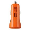 Baseus 2.1A Dual USB Car Charger Sport Orange (CCALL-CR07)