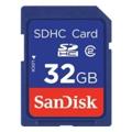 SanDisk 32 GB SDHC class 2 (SDSDB-032G-B35)