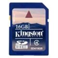 Kingston 16 GB SDHC Class 4 SD4/16GB