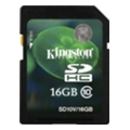 Kingston 16 GB SDHC Class 10 SD10V/16GB