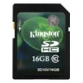 Kingston 16 GB SDHC Class 10 SD10V/16GB