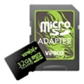 Verico 32 GB microSDHC Class 10 + SD adapter