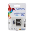 A-data 16 GB microSDHC UHS-I + SD adapter