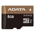 A-data 8 GB microSDHC UHS-I AUSDH8GUI1-R