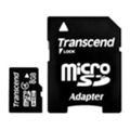 Kingston 8 GB microSDHC class 10 + SD Adapter