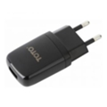 Toto TZV-43 Travel charger 1USB 2,1A Black (TZV-43-Bk)