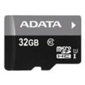 A-data 32 GB microSDHC UHS-I AUSDH32GUICL10-R