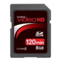 SanDisk SDHC Video HD 8Gb