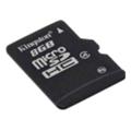 Kingston 8 GB microSDHC class 4 SDC4/8GBSP