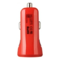 Baseus 2.1A Dual USB Car Charger Sport Red (CCALL-CR09)