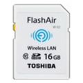 Toshiba 16 GB SDHC Class 10 FlashAir SD-F16AIR