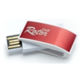 Verico 32 GB Rotor Clip Red