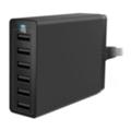 Anker PowerPort 6 V3, Black (A2123L12)