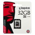 Kingston 32 GB microSDHC class 10 SDC10/32GBSP