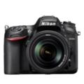 Nikon D7200 kit (18-300mm VR)
