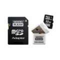 GoodRAM 32 GB microSDHC class 10 UHS1 3 in 1 (USDR432GBC10R9)