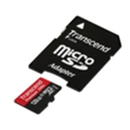 Transcend 128 GB microSDXC UHS-I Premium + SD Adapter TS128GUSDU1
