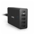 Anker PowerPort 5 USB-C 40W Hub Charger Black (A2052111)