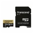 Transcend 128 GB microSDXC UHS-I U3 Ultimate + SD Adapter TS128GUSDU3M