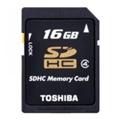 Toshiba 16 GB SDHC Class 4