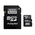GoodRAM 128 GB microSDXC class 10 UHS-I + SD Adapter SDU128GXCUHS1AGRR10