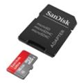 SanDisk 16 GB microSDHC UHS-I + SD adapter SDSQUNC-016G-GN6IA