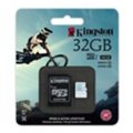 Kingston 32 GB microSDHC class 10 UHS-I U3 + SD Adapter SDCG/32GB