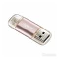 Apacer 16 GB AH190 Lightning Dual USB 3.1 Rose Gold (AP16GAH190H-1)