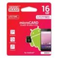 GoodRAM 16 GB microSDHC class 10 UHS-I A1 M1A0-0160R11-A1