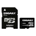 Kingmax 32 GB microSDHC Class 10 + SD Adapter