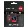 Qumo 8 GB SDHC Class 10 QM8GSDHC10