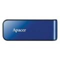 Apacer 8 GB AH334 Blue USB 2.0 (AP8GAH334U-1)