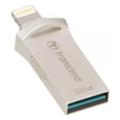 Transcend 64 GB USB 3.1/Lightning JetDrive Go 500 Silver (TS64GJDG500S)